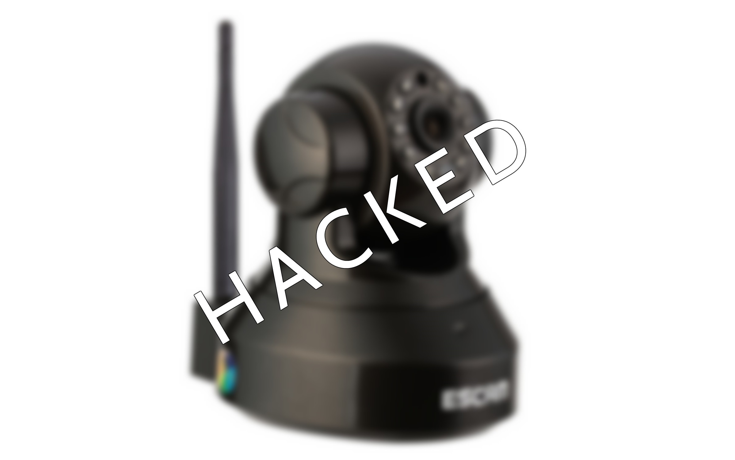 Hacking a Modern CCTV: ESCAM Pearl QF100 IP Camera