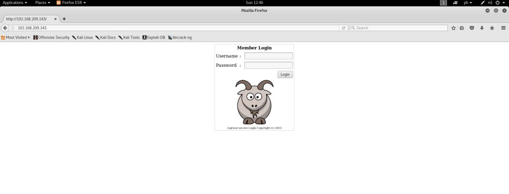 Hacking Kioptrix Level 4 – NandTech
